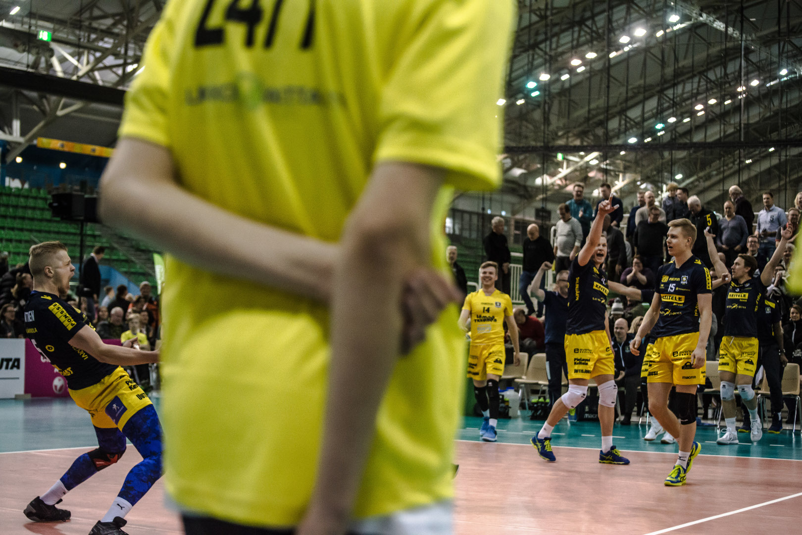 Savo Volleyn nettisivut avattu